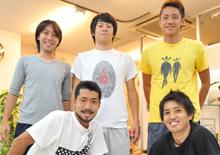 FC刈谷の選手の皆様